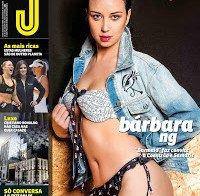 Bárbara Ng despida (Revista J 469)