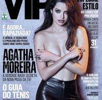 Agatha Moreira despida (Revista VIP Setembro 2015)