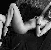 Mais uma vez, Candice Swanepoel nua em revista