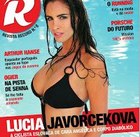 Lucia Javorcekova despida (Revista R 8)