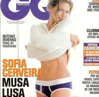 Reveja Sofia Cerveira despida (GQ 2007)