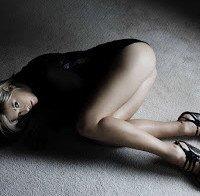 Maria Sharapova de lingerie (GQ)