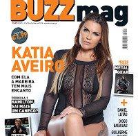 Kátia Aveiro despida na primeira Buzz mag (fotos HQ)