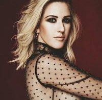 Ellie Goulding na revista Glamour