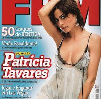 As mamas incríveis de Patrícia Tavares despida (FHM 2005)