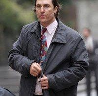 Matthew McConaughey fica irreconhecível na sua nova personagem