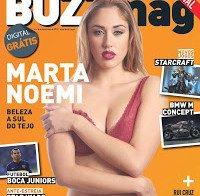Marta Noémi despida (Buzz Mag número 4)