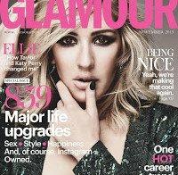 Ellie Goulding na Glamour do Reino Unido