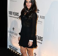 "Jessica Lowndes celebra ""100 years"" The movie you will never see"