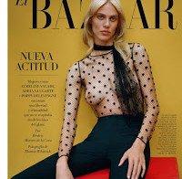 As mamas de Aymeline Valade no Harpers Bazaar