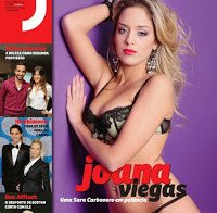Joana Viegas despida (Revista J 230)