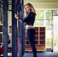 Natalie Dormer mostra grande forma na Women's Health