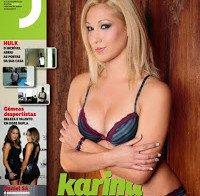 Karina Gaspar despida (Revista J 217)