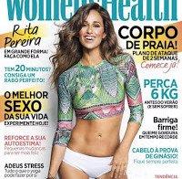 Todas as fotos de Rita Pereira de biquini na Women's Health (2015)