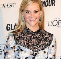 Reese Witherspoon nos préémios da Mulher do Ano da Glamour