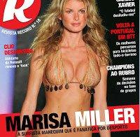Marisa Miller na Revista R (2015)