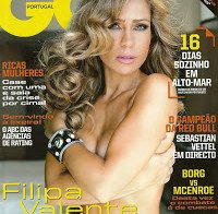 Filipa Sabrosa despida (GQ 2011)