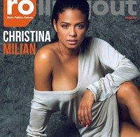 Christina Milian sensual na revista Rolling Out (2016)