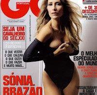 Sónia Brazão despida (GQ 2008)