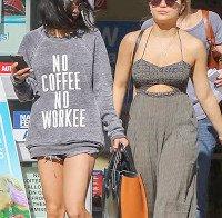 Stella e Vanessa Hudgens são todas boas