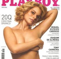 Rita Mendes nua na Playboy