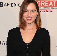 Emilia Clarke nos BAFTA em Los Angeles