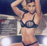 Sofia Aparício despida (FHM 2007)