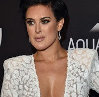 As mamas de Rumer Willis (filha de Bruce Willis)