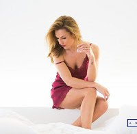 Ana Rita Clara de lingerie