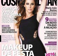 Maria Joao Bastos na Cosmopolitan