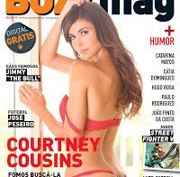Courtney Cousins despida (BUZZ Mag número 15)