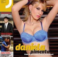 Daniela Pimenta despida em 2011 (antes da Casa dos Segredos)