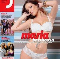 Maria Barracosa despida na Revista J (2010)
