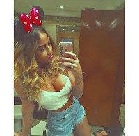 O corpo da irmã de Neymar (Rafaella Beckran)