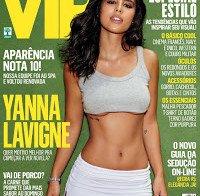 Yanna Lavigne despida (revista VIP 2016)