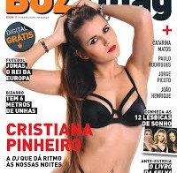 Cristiana Pinheiro despida (BUZZ Mag 2016)