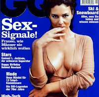 Monica Belluci nua (GQ 2002)