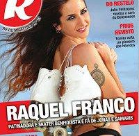 Raquel Franco despida (patinadora e skater)