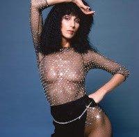 As mamas de Cher em 1979 (topless)