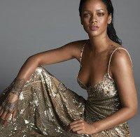 Rihanna na Vogue de Abril 2016