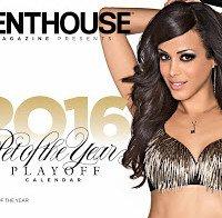 Calendário Penthouse 2016