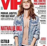 Nathalia Dill despida (actriz da Globo)