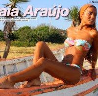 Soraia Araújo despida (Hot Magazine 2011)