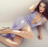 Alison Brie sensual em ensaio