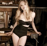 Recordando Amanda Seyfried sensual (Esquire 2010)