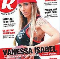 Vanessa Isabel despida (Revista R)
