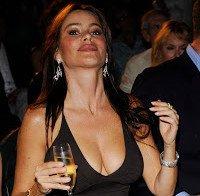 Recordando Sofia Vergara em 2010