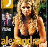 Alexandra Figueiredo despida (Revista J 2007)
