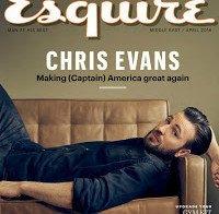 """Chris Evans não rejeita ir para a política:"""" Eu nunca digo nunca"""""""