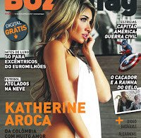 Katherine Aroca despida (Buzz Mag 2016)